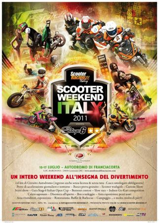 Scooter Weekend Italy